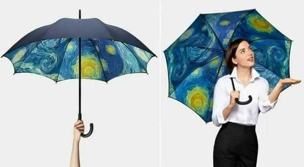 Топ-10 самых оригинальных зонтиков