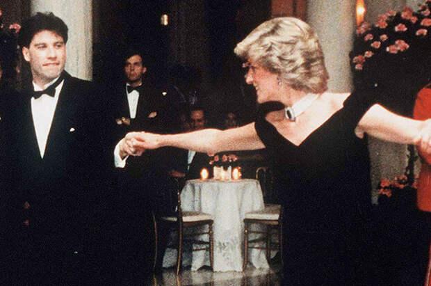 Джон Траволта рассказал, почему навсегда запомнил танец с принцессой Дианой