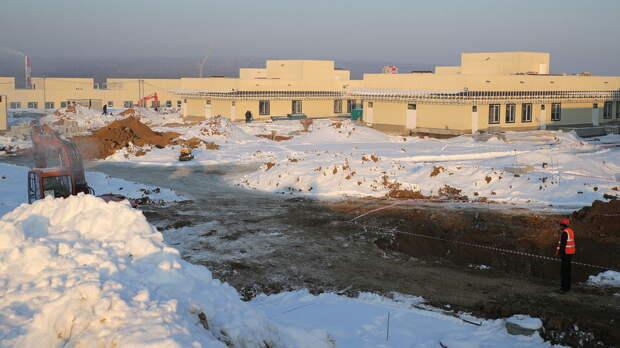 ВРостове заявили орезком подорожании строительства инфекционной больницы