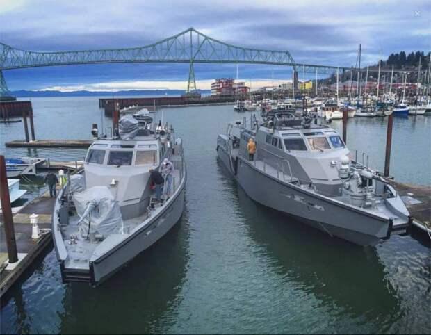 Дружба за деньги: иностранные корабли и катера для ВМС Украины