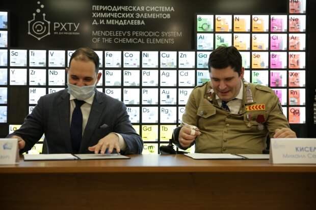 Ряды российских студотрядов пополнят студенты из Северного Тушина