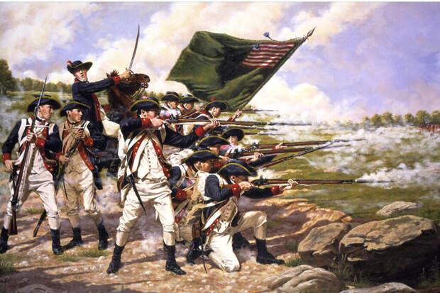 Битва, принесшая Америке независимость