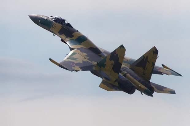 Китайцы рассказали, как США отреагировали на российско-египетский маневр с Су-35