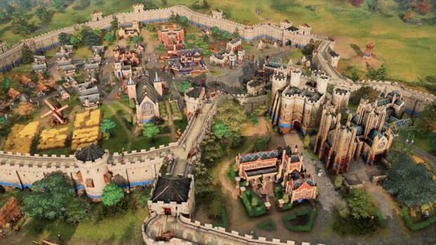 Анонсирована дата выхода четвертой части стратегии Age of Empires