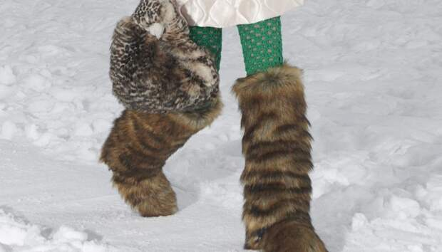 И тепло, и стильно: этой зимой мы будем носить унты