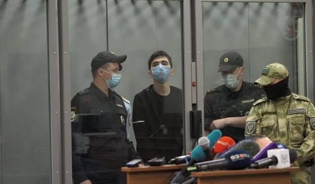 Напавшего на казанскую гимназию поставили на учет как склонного к суициду