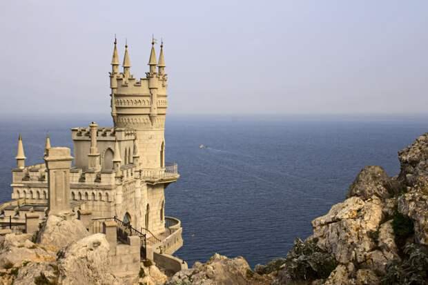 Крым отказался от курортного сбора