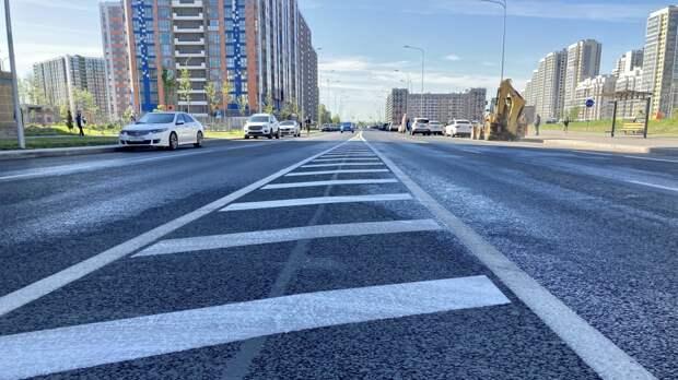 Мишустин утвердил требования к безопасности движения на четырехполосных дорогах