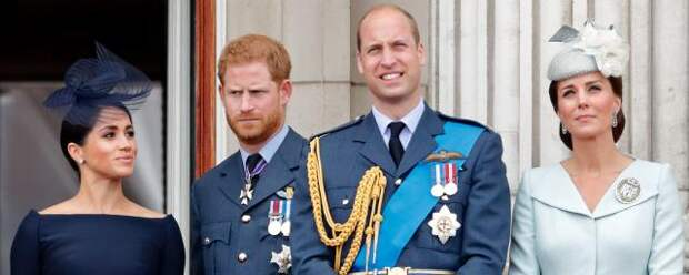 Принц Уильям не может простить Меган Маркл за слова о его жене в интервью