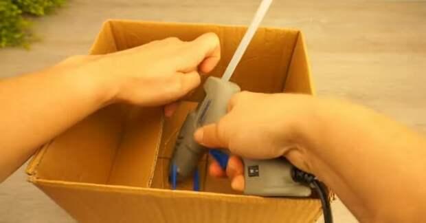 Не проходите мимо бесплатной картонной коробки: полезная вещица всем пригодится