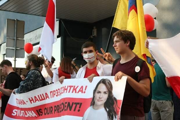Белорусская оппозиция призвала действующую власть к диалогу