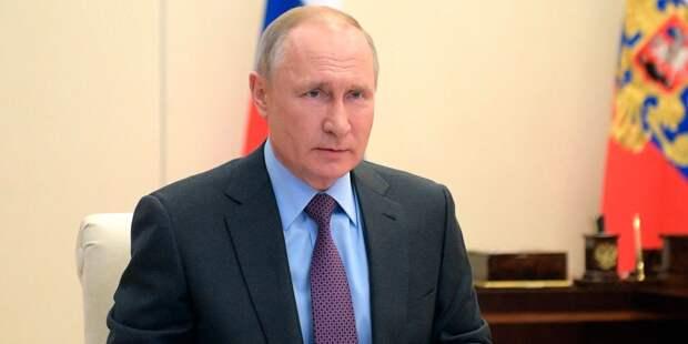 Путин рассказал о планах после отставки