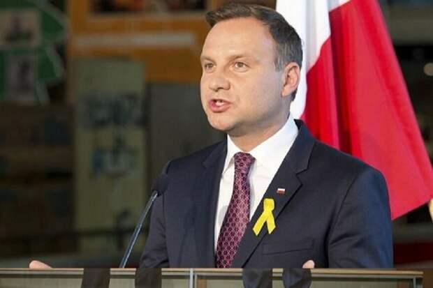 В годовщину Волынской резни Дуда призвал поляков дружить с украинцами