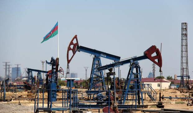 На8,5% сократил экспорт нефти Азербайджан вянваре–октябре 2020