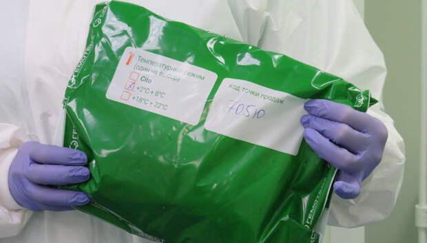 В Подмосковье выявили 1133 случаев заражения коронавирусом за сутки