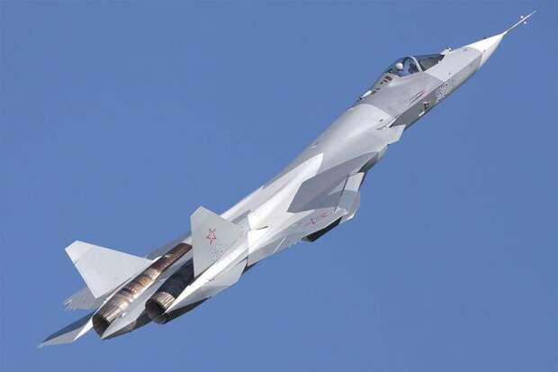 «Если у Алжира истребитель Су-57 появится раньше, это станет уроком нашим властям» - реакция экспертов в Индии