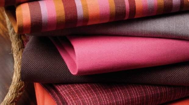 Тонкости при правильном выборе ткани: обратите внимание на это