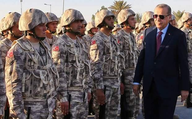 «Al Bawaba»: Турция воюет в Ливии за свои контракты на $25 млрд