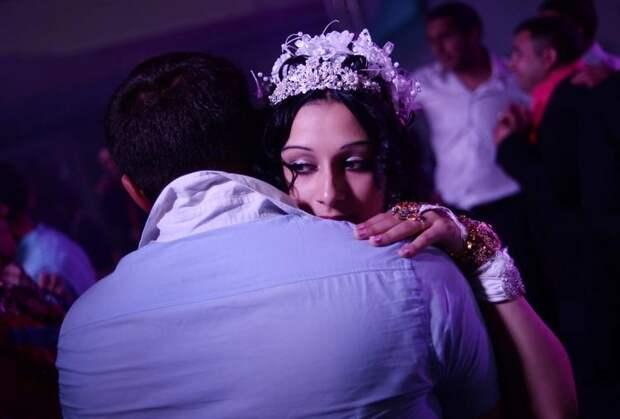 Как проходит цыганская свадьба