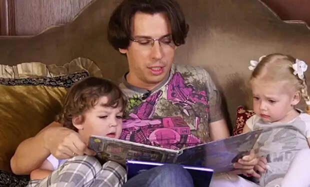 Максим Галкин показал новое хобби сына