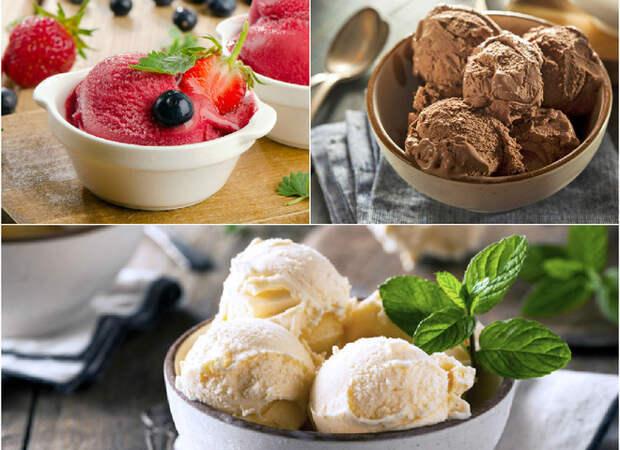 Мороженое! Лучшие рецепты