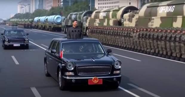 «Распад СССР стал уроком»: в Китае объяснили власть партии над военными