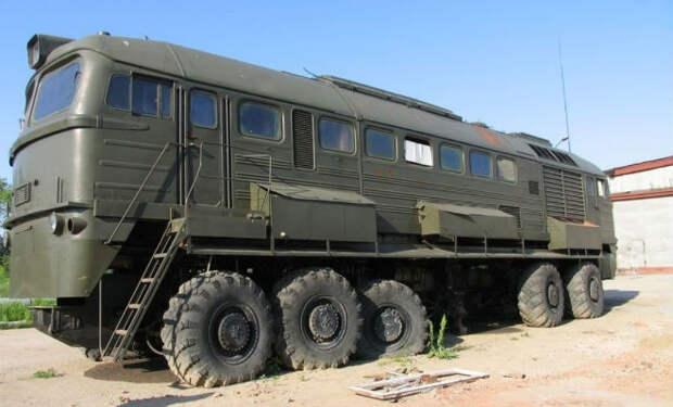 Тепловоз на колесах: смекалка советских инженеров