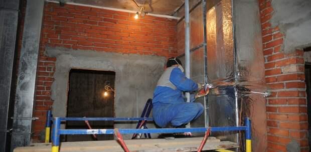Научно-исследовательский комплекс на Дербеневской улице реконструируют