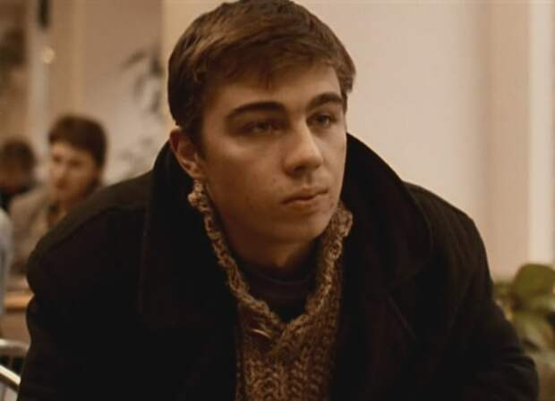 Сергей Бодров-мл. в фильме *Брат*, 1997   Фото: kino-teatr.ru