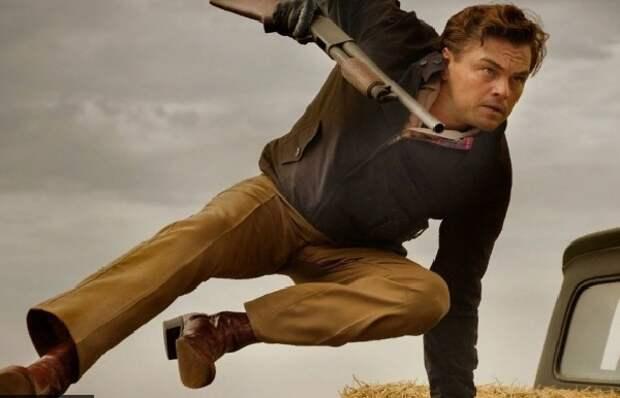 Появился первый трейлер нового фильма Квентина Тарантино «Однажды в Голливуде»