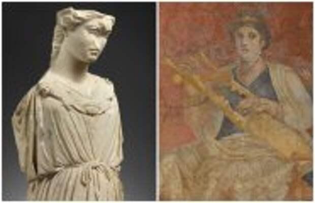 Современное искусство: Как жилось женщинам во времена Римской Империи: Права, обязанности, образование