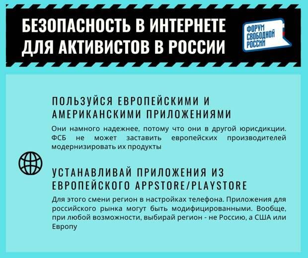 """""""Форум свободной России"""" 2020"""