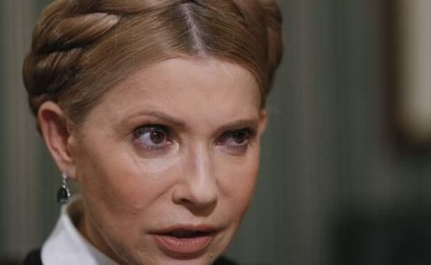 Тимошенко: Россия торгует газом через Марс