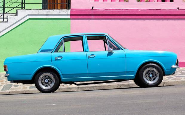 Что о вас скажет цвет машины? Мнение специалиста