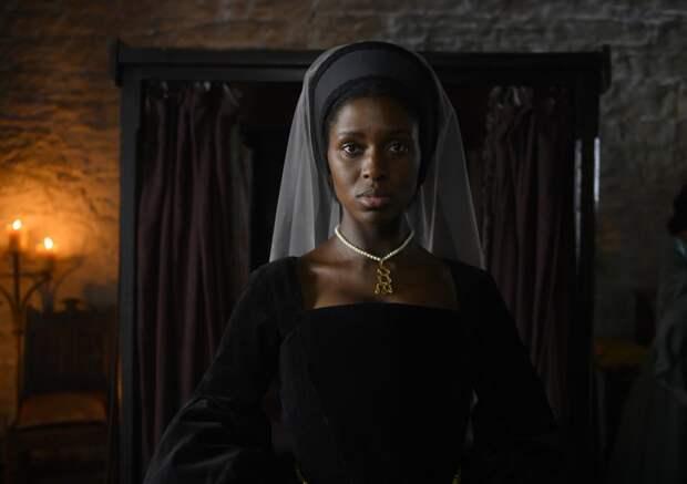 Первые кадры из нового американского фильма об английской королеве