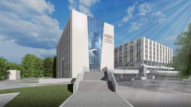 Новый корпус с выставочным павильоном построят для Института океанологии