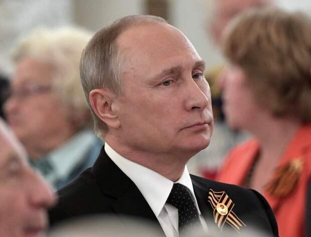 75 лет Великой Победы: общая ответственность перед историей и будущим. Владимир Путин
