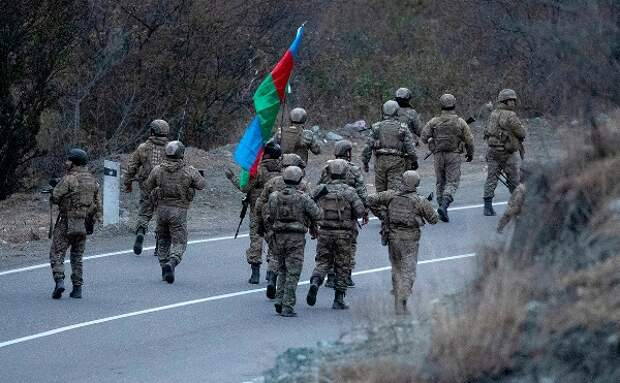 Азербайджан частично покинул пределы Армении, носитуация неизменилась— Пашинян