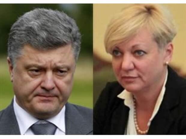 «Тайна пирамиды»: под видом нерезидентов банковскую систему Украины грабили Порошенко и Гонтарева