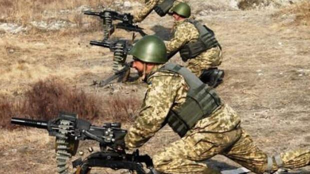В планах ВСУ «молниеносный бросок» на Донецк и Луганск