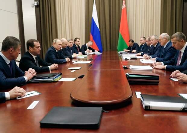 Гадание на «дорожных картах». Каковы перспективы российско-белорусской интеграции?