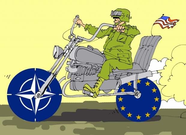 Европа — самый опасный враг США?