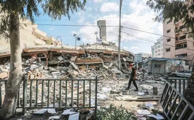 «Палестина заявила о вхождении в состав Турции»