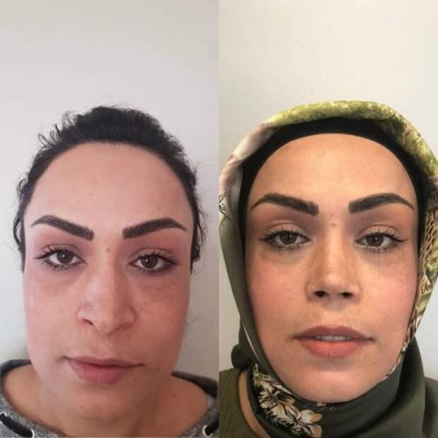 Женщины до и после того, как изменили в себе всего одну вещь