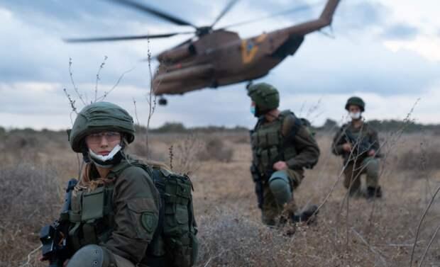 Неизбежная конфронтация: Израиль объявил о военных учениях на реке Иордан