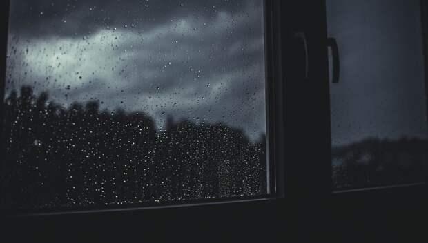 Cильный ветер и дожди ожидаются в четверг в Подольске