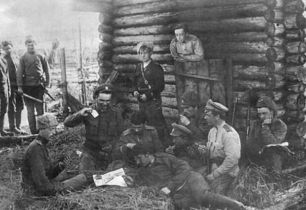 Пять причин поражения белых в Гражданской войне