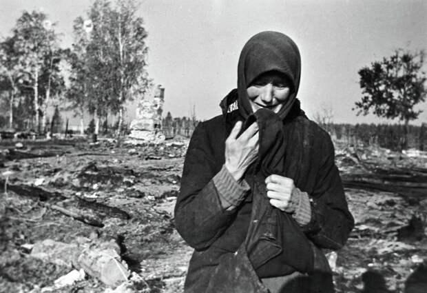 Секретный доклад об ужасающих нацистских преступлениях на Украине