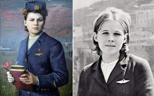 Улыбка и мужество: стюардессы, которые совершили подвиг во имя жизни людей (5 фото)
