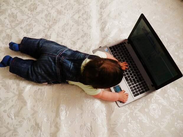 Прокуратура Удмуртии: в сети появились десятки фальшивых сайтов с выплатами на детей